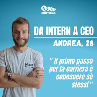 Da INTERNSHIP a CEO & Co-Founder in 5 anni - NOVA TALENT