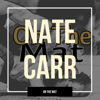 Three-time NCAA champion and Olympic bronze medalist Nate Carr - OTM563