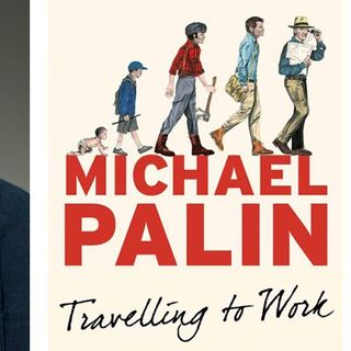 Michael Palin Traveling To Work