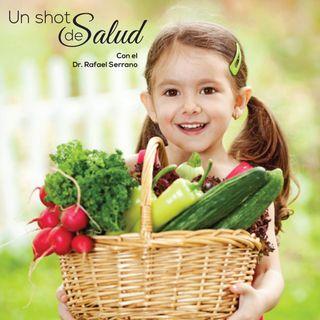 La alimentación de los niños y los cambios importantes que puedes hacer para mejorar su salud