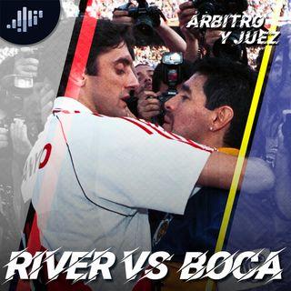River Vs Boca
