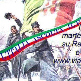 Italia ascolta il Piave 24 ottobre- 100 anni da coporetto