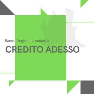 Credito Adesso Regione Lombardia: Credito Adesso, gli aiuti della Lombardia per professionisti e imprese.