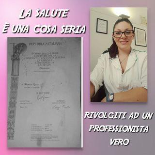 INTERVISTA MONICA RAZZI - DIETISTA