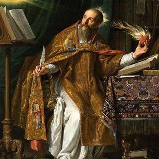 San Agustín, obispo y doctor de la Iglesia