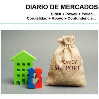 DIARIO DE MERCADOS Jueves 21 Enero