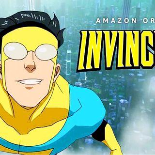 "Episode 44 - Amazon Prime Original ""Invincible"" Review"