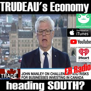 Morning moment TRUDEAU's Economy heading SOUTH April 3 2018