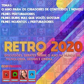 Kriticast #006 -  Retrospectiva 2020 #001 - Novos criadores de contéudo, Oscar, Melhores e Piores momentos de 2020 No cinema
