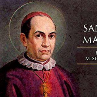San Antonio María Claret, obispo y fundador