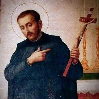 San Pedro Claver, presbítero jesuita