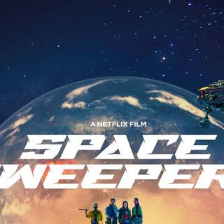 Damn You Hollywood: Space Sweepers