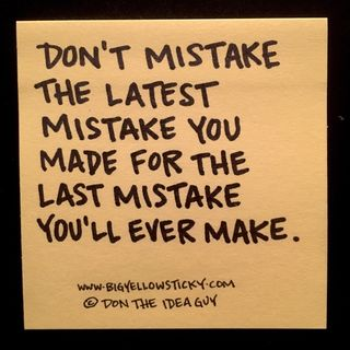 Mistaken Mistakes : BYS 245