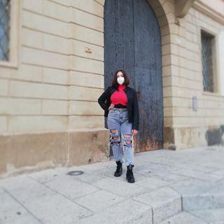 #castelsanpietroterme Vita da modella!