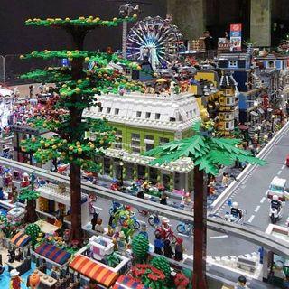 #sumirago Tragedia nel mondo dei Lego
