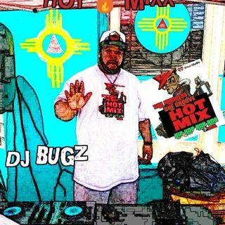THE GROOVE HOT MIXX PODCAST RADIO OLD SKOOL WIT DJ BUGZ