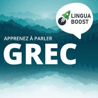 Apprendre le grec avec LinguaBoost