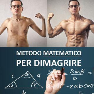 Metodo matematico per dimagrire