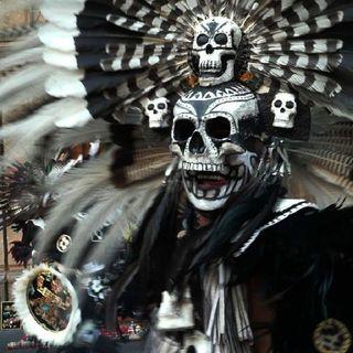 Leyenda Del Día De Muertos
