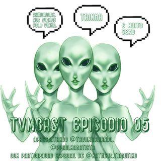 TVMCast 05 - Comentando Noticias Ufologicas_