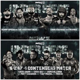 TV Party Tonight: Impact - Under Siege (2021)