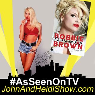 09-14-19-John And Heidi Show-BobbieBrown-CherryOnTop