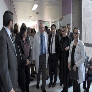 Verifican situación del Hospital Juárez