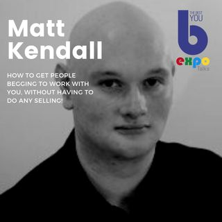 Matt Kendall at The Best You EXPO