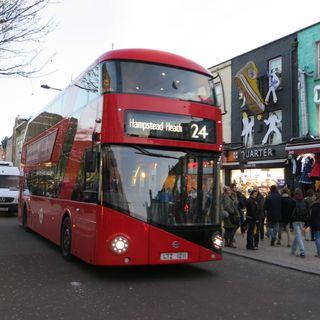 Londres: el transporte urbano como actividad vital