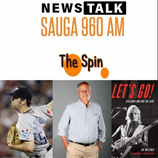 The Spin - July 31, 2020 - Former Blue Jays Pitcher Dirk Hayhurst Talks Life After Baseball & The Cars Biography