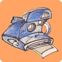 polaroid blog podcast
