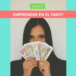 EP41 * Emprender en el Tarot con Stefany Reyes