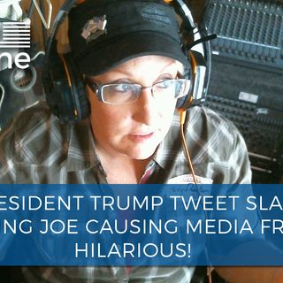 President Trump Causes Media Rage and a Twitter Slap Fest!