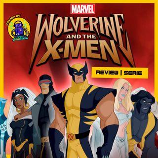 Wolverine and the X-Men | Review animación | 21 de febrero