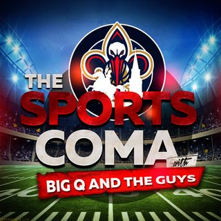 The Sports Coma #310 LIVE NFC CONF SAINTS VS RAM PREVIEW & MORE
