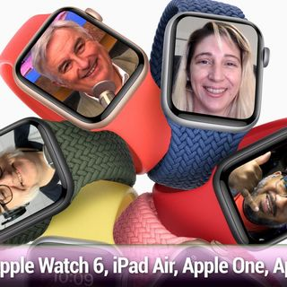 MBW 731: The New iWatch Is Here! - Apple Watch 6, iPad Air, Apple One, Apple Fitness+