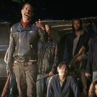 """The Walking Dead S07E01 """"The Day Will Come When You Won't Be"""""""