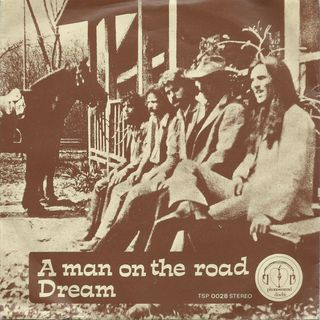 Pulsar - A man on the road