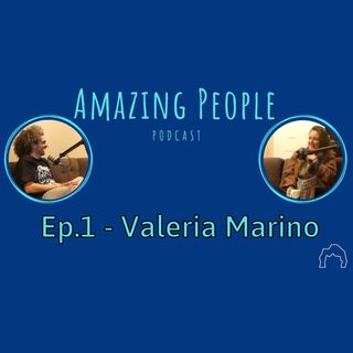 Federico's Favorite Place in the US | Amazing People Ep.1 - Valeria Marino