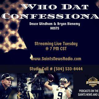 Who Dat Confessional - Raiders Game Recap