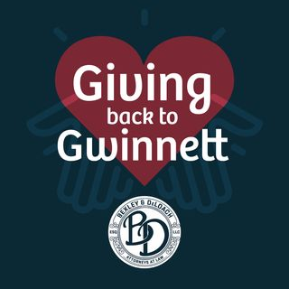 Giving Back to Gwinnett