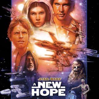 #2 UN NOUVEL ESPOIR épisode 4 de Star Wars