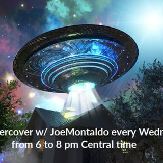 UFO Undercover w Joe Montaldo tonight's guest Charles Christian from Weird Tales Radio is a barrister and Reuters correspondent turned write