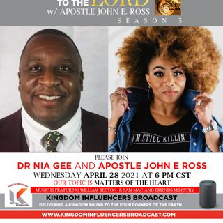 Matters Of The Hear with Dr. Nia Gee