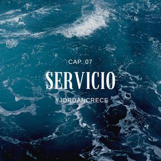 SERVICIO | Jordán Crece, Cap. 07 | Ps. Emmanuel Contreras