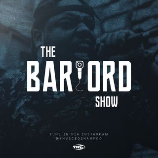 THE BARLORD SHOW HOSTED BY SHAMPOO