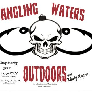 Angling Waters Outdoors WHIW 101.3fM 09222018
