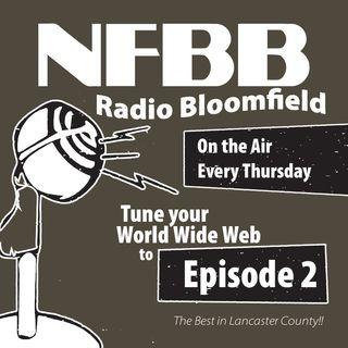 NFBB Radio Bloomfield Emisión 2