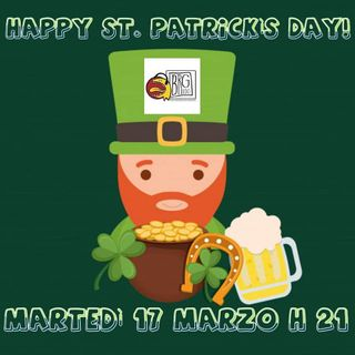 1429 - HAPPY ST. PATRICK'S DAY!