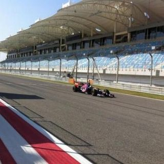 Bahrain, Test Day 2